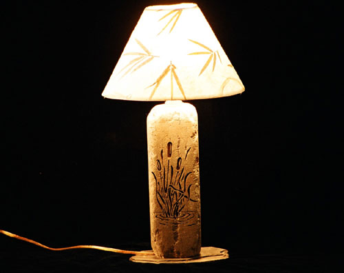 Awesome Stone Lamps